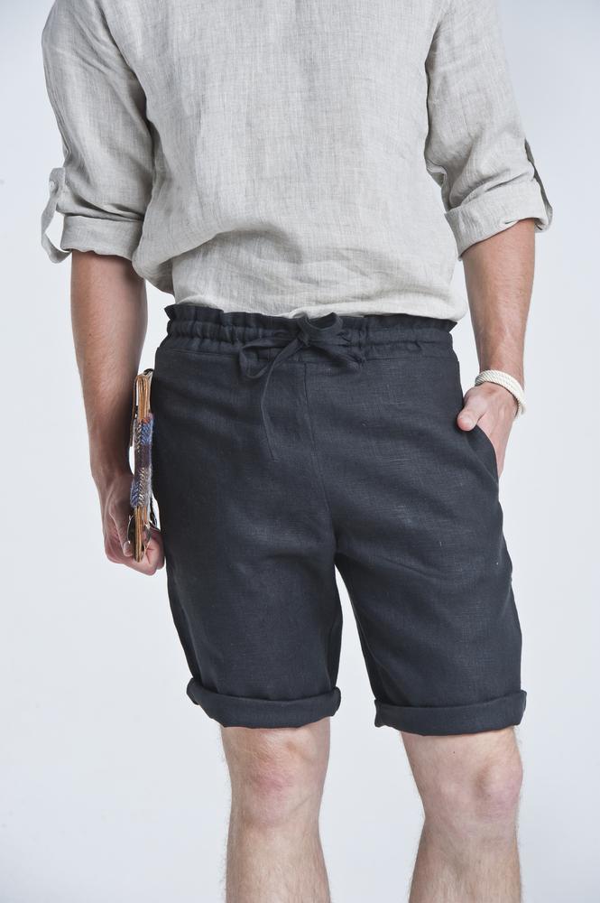 Shorts bei der Arbeit