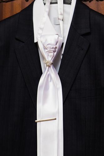 Krawattennadel als Herrenaccessoire